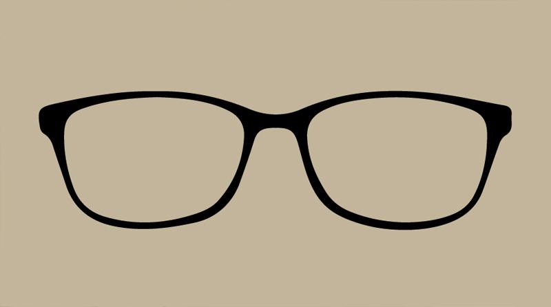 ► ขนาดของแว่นตาดูอย่างไร?